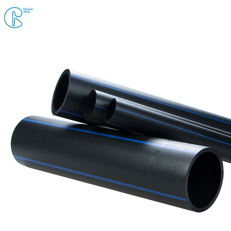High Density Polyethylene HDPE Pipe For Underground Water Line Coil PN16 HDPE
